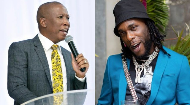 Kill me for defending Burna Boy, no one will stop him from performing – SA lawyer Sello Malema