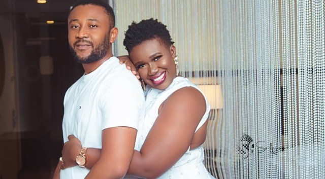 Comedienne Real Warri Pikin lavishes her husband, thanks God for not listening to naysayers