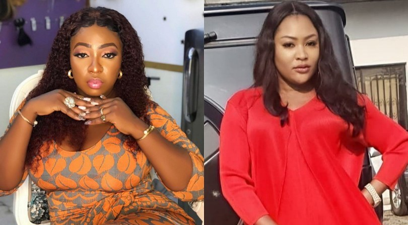 Actress Anita Joseph calls out her best friend Uche Elendu for labelling her a betrayal (video)