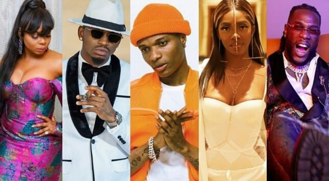 CNN drops list of 10 Africa's biggest music stars, Davido's name is nowhere to be found