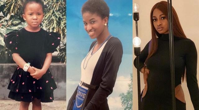 This is literally an evolution post – BBNaija's Kim Oprah says as she shares throwback photos