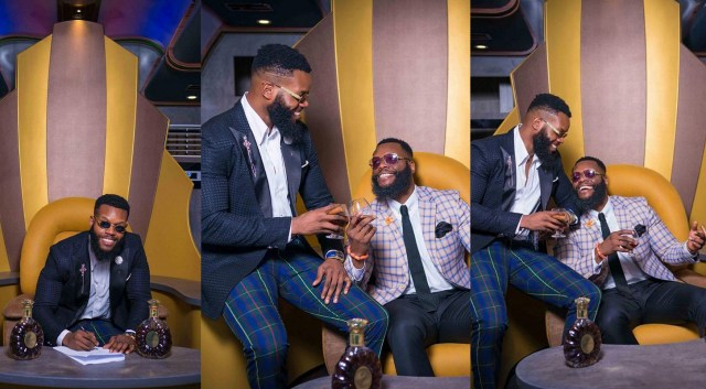 Mbadiwe twins become Remy Martin brand ambassadors through Play Network Africa