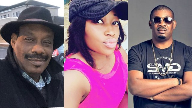 I'm in love with your son but he's still waiting for Rihanna – SM user tells Don Jazzy's dad