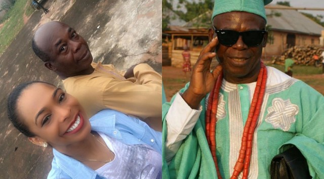Reality star T-Boss forgives her now-late dad for tarnishing her image when she was in BBNaija house