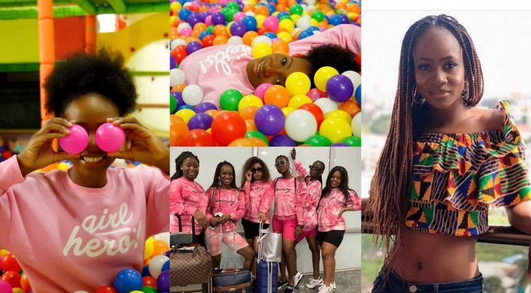 BBNaija's Anto celebrates 30th birthday in Cape Verde, SA with Alex, Khloe, and friends