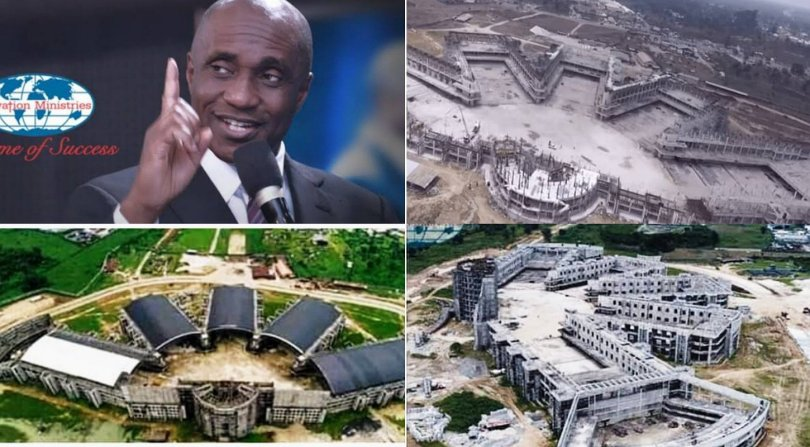 Ptr David Ibiyeomie of Salvation Ministry set to open biggest church auditorium in the world