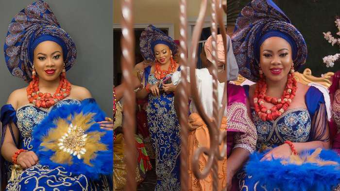 The plan was to have a low key bride price negotiation (Ime Ego), but I was wowed by the crowd – BBNaija's Nina explains about her traditional marriage