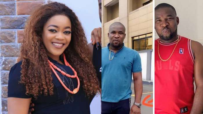 Actress, Eve Esin's secret fiance revealed by popular IG blogger