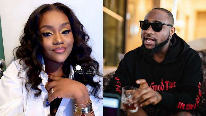 I'm getting you pregnant again – Davido tells fiancée, Chioma in a comment