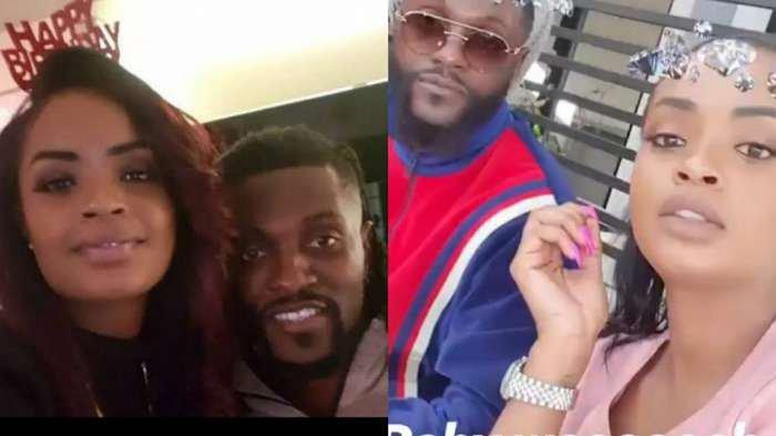 You mean the world to me – BB Africa star, Dillish Mathews tells boyfriend, Emmanuel Adebayor as he clocks 36