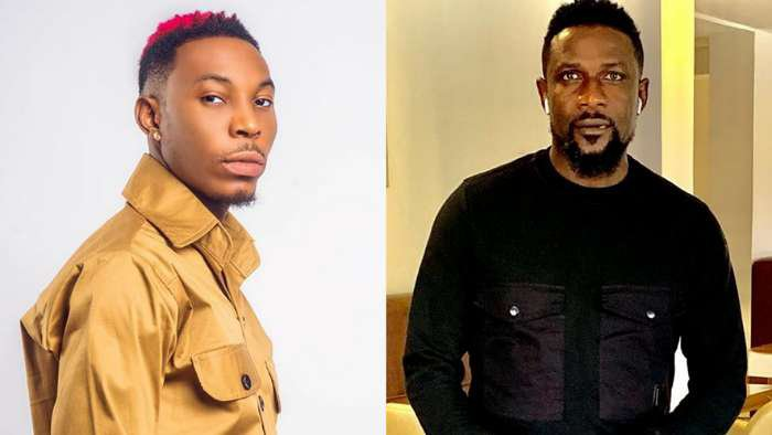 Singer, SolidStar calls out his record label boss, Ossy Achievas, demands for his 10 years royalties