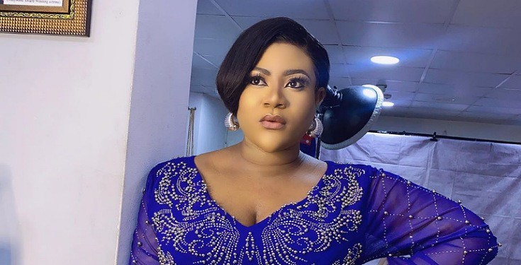 """""""They can't snap again cos they are at their real homes"""" – Nkechi Blessing mocks slay queens"""