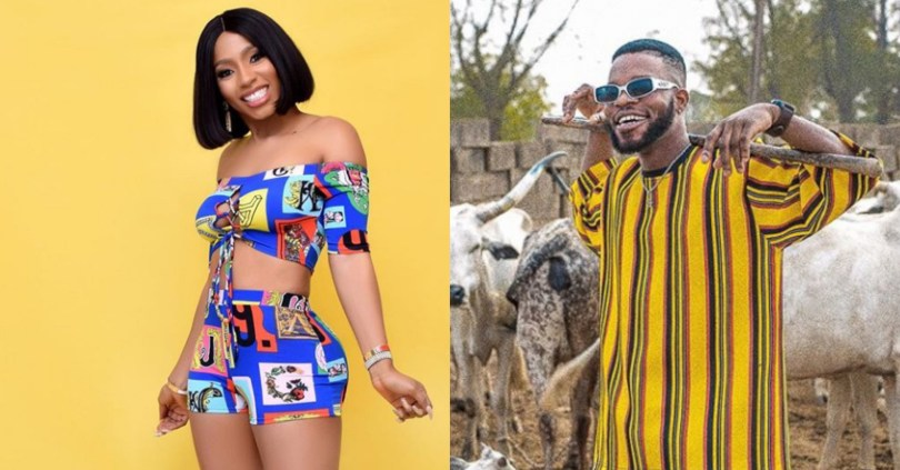 """Lambo you're a good person, God will never leave you alone"" – Brodashaggi blesses Mercy"