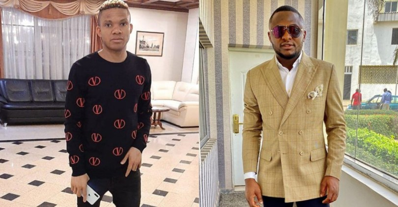 Man accuses Ubi Franklin of abandoning ex-label mate, Iyanya, and he responds