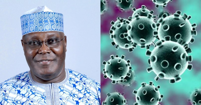 """My son has tested positive to Coronavirus, stay safe, Coronavirus is real"" – Atiku Abubakar"
