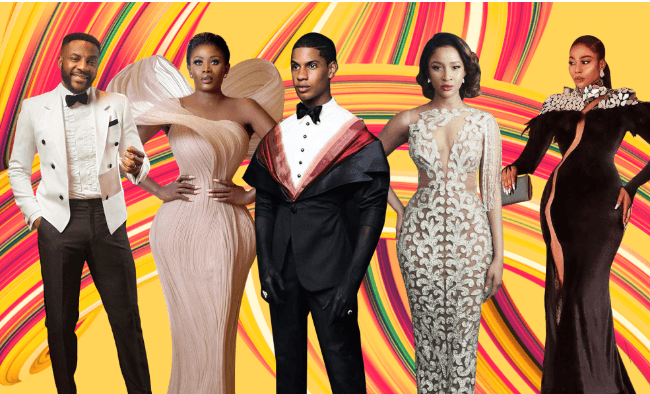 Here's how your favourite Celebrities slayed at the AMVCA 2020: The good, the bad, the ugly