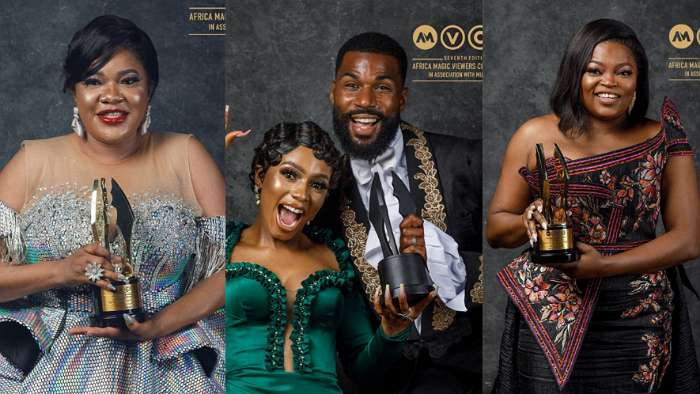 'Living In Bondage' dominates at AMVCA 2020: See full list of winners