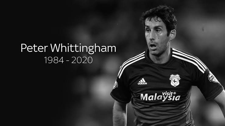 Former Cardiff midfielder Peter Whittingham has died at the age of 35