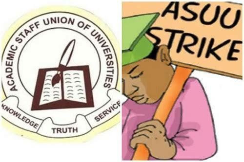 ASUU embark on Nationwide strike