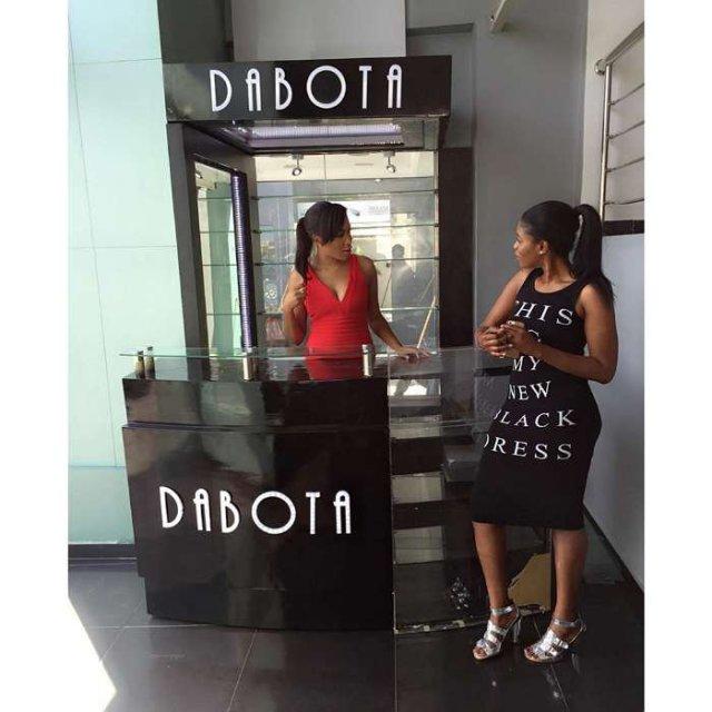 Dabota's kiosk