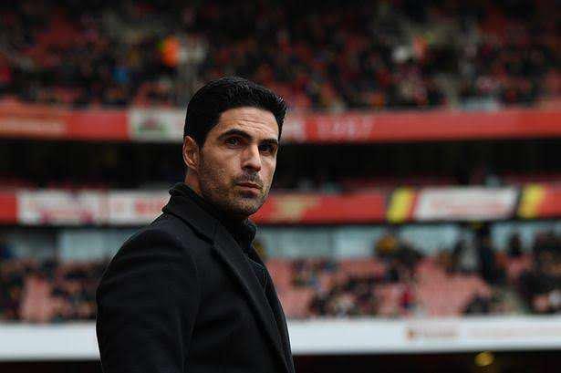 Coronavirus: Arsenal coach, Mikel Arteta has tested positive