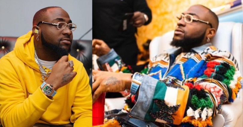 Nigerian singer, Davido reveals why some people hate him