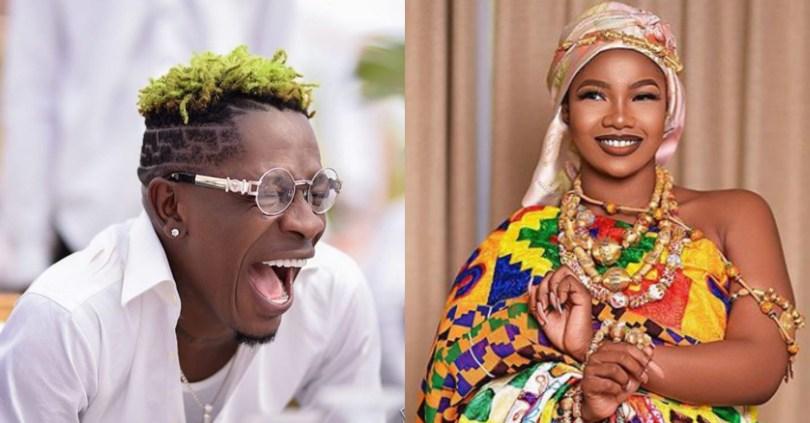 """Gosh, I wish this pretty Queen was my bestie"" – Ghanaian artist, Shatta Wale, crushes on BBNaija's Tacha"