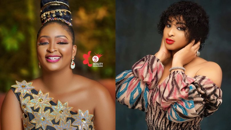 Actress, Etinosa gushes about her acting career, says it's satisfying and rewarding