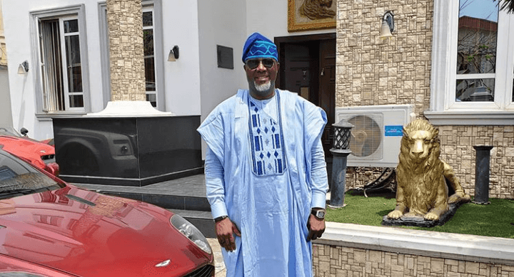 """""""I've received 2 international calls threatening me to quit campaign against 5G"""" – Dino Melaye"""