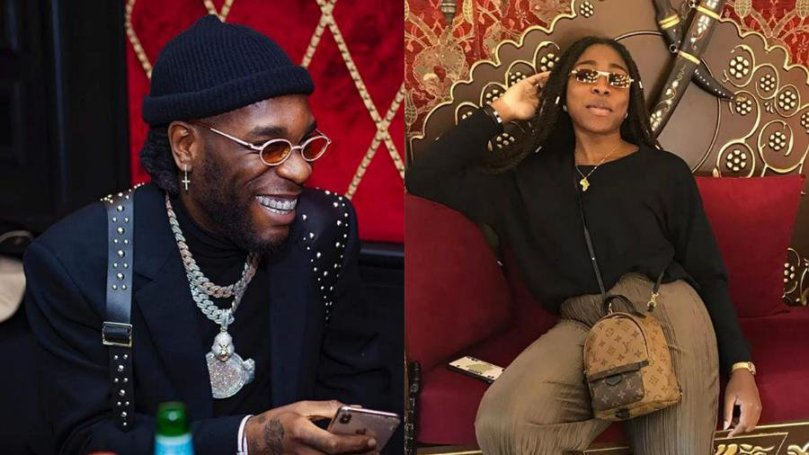 """""""Local Port Harcourt girl"""", Burna Boy refers to his sister, Nissi"""