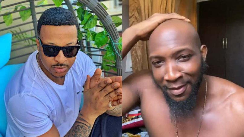 BBNaija's Tuoyo battles over decision to get male wig similar to IK Ogbonna's