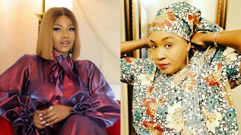 Kemi Olunloyo tags Tacha village girl, accuses her of stealing her quote