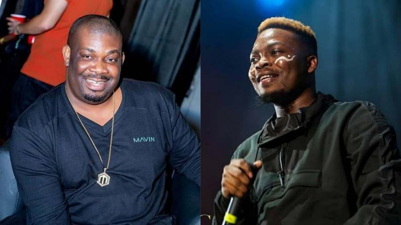 'Don Jazzy's MoHits still best thing that ever happened to Nigeria music industry' – Olamide says