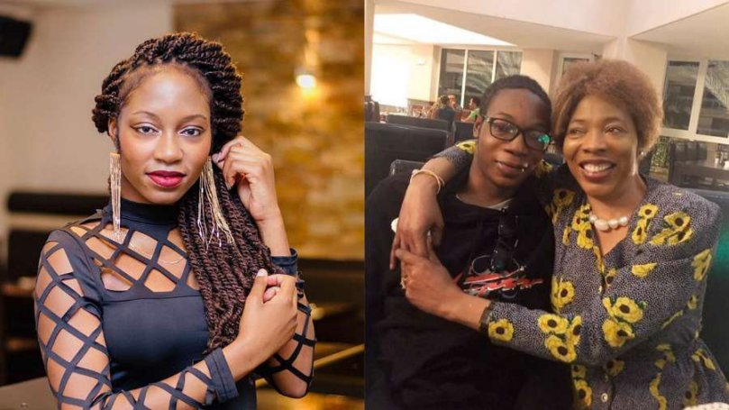 BBNaija's Khafi celebrates mom's birthday two weeks after losing kid brother