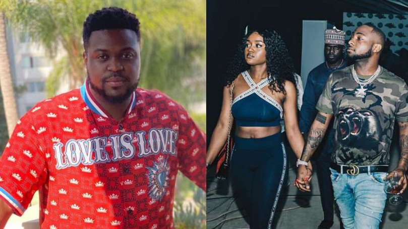 Davido and Chioma didn't break up – His older brother Adewale confirms