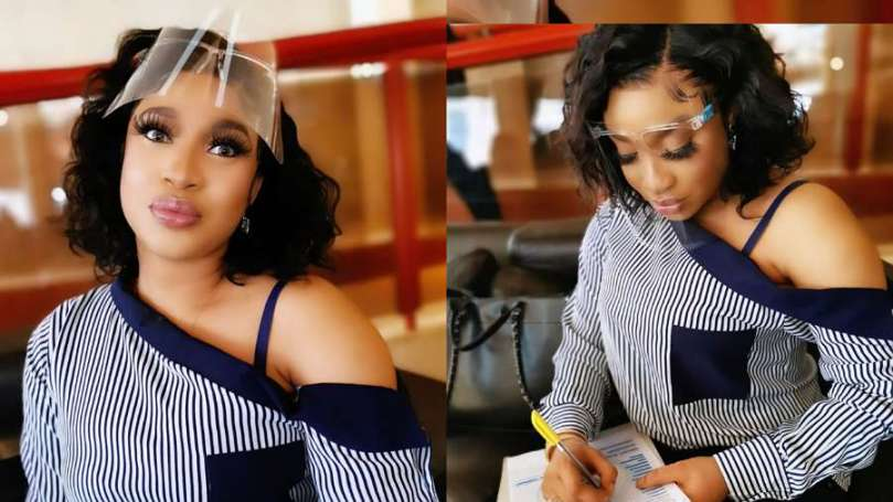 'Chasing after rich man isn't achievement, teach young girls to make money' – Tonto Dikeh