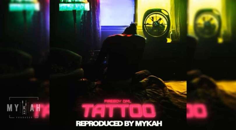 Download Instrumental Fireboy – Tattoo (Reprod. By Mykah)