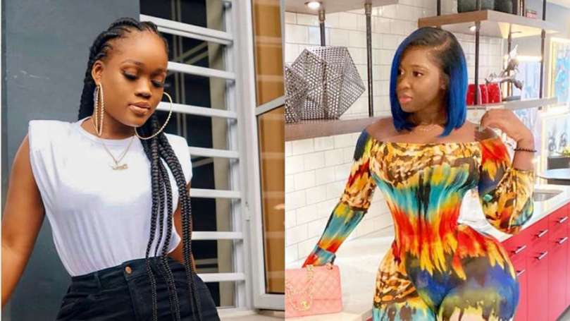 Actress Princess Shyngle shades BBNaija's Cee C for going against plastic surgery