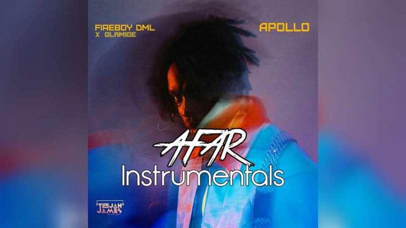 Download Instrumental Fireboy – Afar ft. Olamide (Prod. By Teejah James)