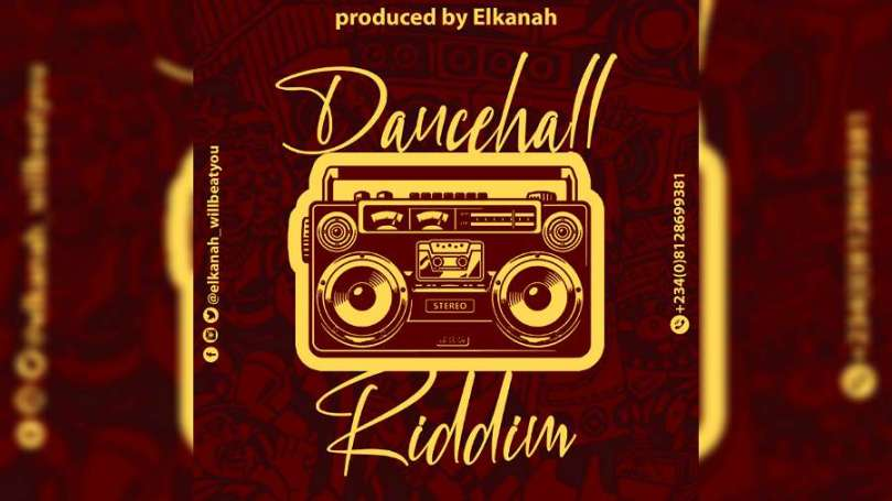 Download Freebeat Dancehall Riddim – Crayon Type Beat Instrumental (Prod. By Elkanah)
