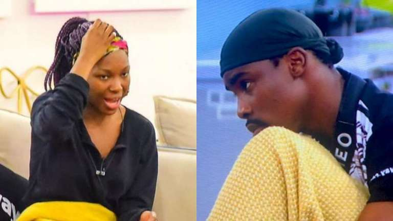 BBNaija: 'You're potentially a very good husband' – Vee tells Neo