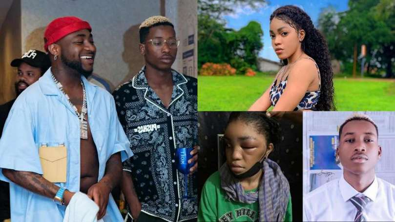 Davido sacks new signee Lil Frosh from DMW over domestic violence against girlfriend