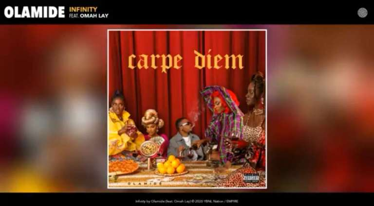 Download Instrumental Olamide – Infinity ft. Omah Lay