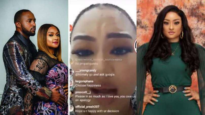 'I can't please fans to displease myself, I'm done with Kachi' – Ultimate star Rosie confirms on live video