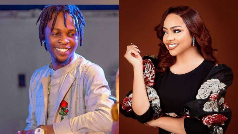BBNaija star Laycon reacts after Nengi revealed she got him a wife from Bayelsa