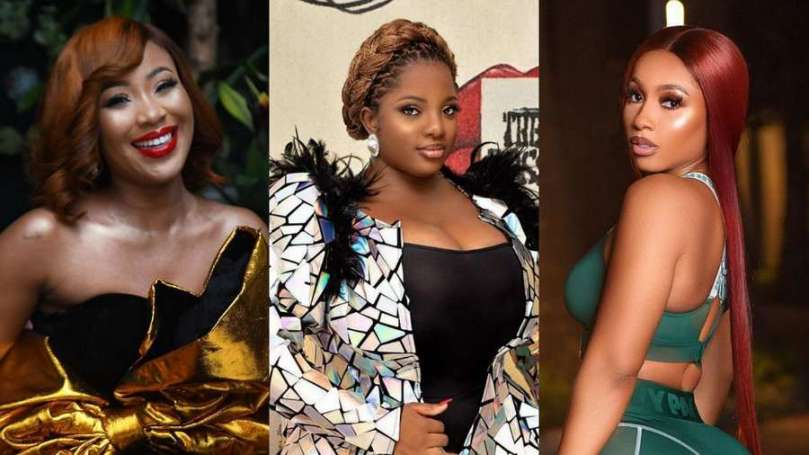 BBNaija's Erica, Dorathy, Mercy Eke win big at Scream African Women Awards 2020