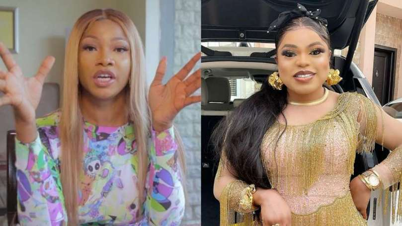 'Bobrisky is one of the nicest women I know' – BBNaija's Tacha gushes over the cross-dresser