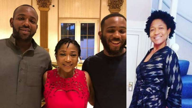 BBNaija Kiddwaya's mom lambastes people complaining about her sons still living in their father's house