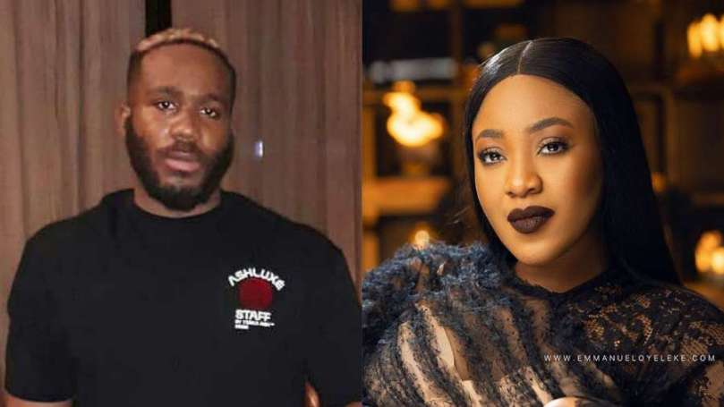 BBNaija's Erica advises fans on how to handle Kiddwaya and his manager following their gang up against her