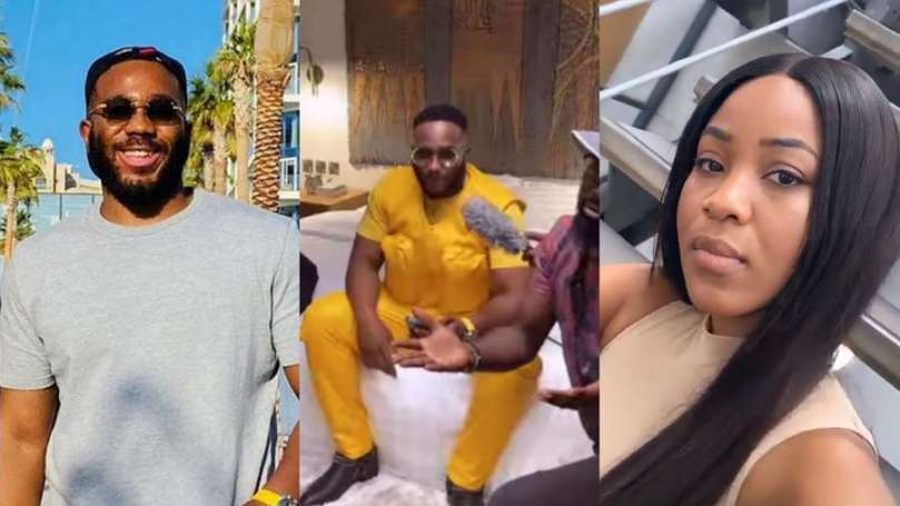 BBNaija's Kiddwaya finally reveals why he said in interview he doesn't have love life
